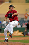 10 March 2006: Matt Albers, pitcher for the Houston Astros, on the mound during a Spring Training game against the Washington Nationals. The Astros defeated the Nationals 8-6 at Osceola County Stadium, in Kissimmee, Florida...Mandatory Photo Credit: Ed Wolfstein..