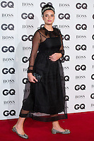 Gizmo Erskine arrives for the GQ Men Of The Year Awards 2016 at the Tate Modern, London