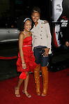"HOLLYWOOD, CA. - October 06: Emerald Young and Eva Marcille arrive at the Los Angeles premiere of ""Law Abiding Citizen"" at Grauman's Chinese Theatre on October 6, 2009 in Hollywood, California."