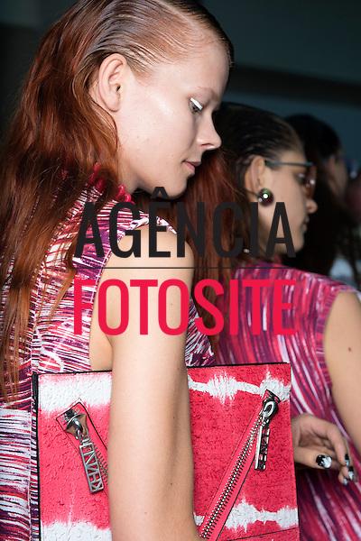 Paris, Franca &sbquo;09/2013 - Desfile de Kenzo durante a Semana de moda de Paris  -  Verao 2014. <br /> Foto: FOTOSITE