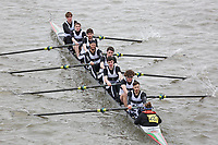 Crew: 207   Llandaff     <br /> <br /> Eights Head of the River (HoRR) 2018<br /> <br /> To purchase this photo, or to see pricing information for Prints and Downloads, click the blue 'Add to Cart' button at the top-right of the page.