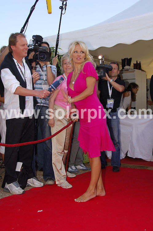 **ALL ROUND PICTURES FROM SOLARPIX.COM**.**WORLDWIDE SYNDICATION RIGHTS**. 'Blonde and Blonder' Budweiser Party on the Budweiser Select yacht on day 3 of the 60th Cannes International Film Festival,Cannes,France..This pic:.JOB REF:   3953      MSR       DATE:18.5.07.**MUST CREDIT SOLARPIX.COM OR DOUBLE FEE WILL BE CHARGED* *UNDER NO CIRCUMSTANCES IS THIS IMAGE TO BE REPRODUCED FOR ANY ONLINE EDITION WITHOUT PRIOR PERMISSION*