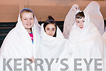 Mercy Mounthawk. World Record Attempt for as many ghosts in the one place in aid of Kerry Arthritis group on Friday. Pictured Isabella Gacek,  Vanessa Covaci and Sean Vice