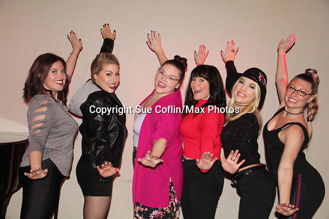 11-05-18 Kristen Alderson & The Marvelous Wonderettes at Don't Tell Mama, NYC