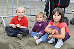 Brandon, Darcy and Georgia at the 2011 Laytown races.(Photo credit should read Jenny Matthews www.newsfile.ie)....This Picture has been sent you under the conditions enclosed by:.Newsfile Ltd..The Studio,.Millmount Abbey,.Drogheda,.Co Meath..Ireland..Tel: +353(0)41-9871240.Fax: +353(0)41-9871260.GSM: +353(0)86-2500958.email: pictures@newsfile.ie.www.newsfile.ie.