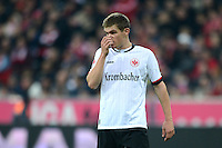 FUSSBALL   1. BUNDESLIGA  SAISON 2012/2013   11. Spieltag FC Bayern Muenchen - Eintracht Frankfurt    10.11.2012 Sebastian Jung (Eintracht Frankfurt)