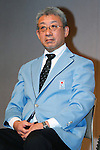 Masanobu Araki, DECEMBER 24, 2013 - : Sochi Paralympics Japanese team first-order announcement press conference at Nihonbashi Hamacho F Tower Plaza, Tokyo, Japan. (Photo by AFLO SPORT)