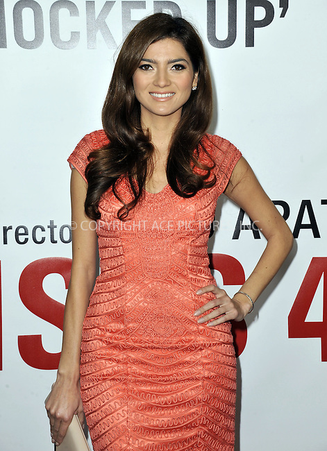 WWW.ACEPIXS.COM....December 12 2012, LA....Blanca Blanco arriving at the'This Is 40' premiere at Grauman's Chinese Theatre on December 12, 2012 in Hollywood, California. ....By Line: Peter West/ACE Pictures......ACE Pictures, Inc...tel: 646 769 0430..Email: info@acepixs.com..www.acepixs.com