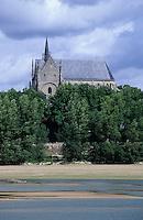 Europe/France/Centre/45/Loiret/Orléans : Collégiale Saint-Aignan (Architecture gothique - 1509)