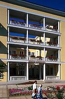 Slowenien. Rogaska Slatina, Hotel Slovenia