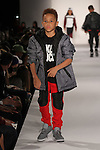 Child models walks runway during the BKLYN ROCKS fashion show at 445 Albee Square in Downtown Brooklyn, on November 09, 2016. Child models walks runway in an outfit by Jordan, during the BKLYN ROCKS fashion show at 445 Albee Square in Downtown Brooklyn, on November 09, 2016.