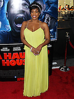 """LOS ANGELES, CA, USA - APRIL 16: Niecy Nash at the Los Angeles Premiere Of Open Road Films' """"A Haunted House 2"""" held at Regal Cinemas L.A. Live on April 16, 2014 in Los Angeles, California, United States. (Photo by Xavier Collin/Celebrity Monitor)"""