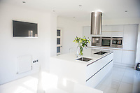 "COPY BY TOM BEDFORD<br /> Pictured: Kitchen of the House<br /> A home-loving mum is looking forward to a bright 2017 - everything she owns is white.  <br /> Claire Dix, 51, lives in white house where all the inside walls, floors and ceilings are white.<br /> Her furniture is white, her sheets and towels are white - even her Persian cat Mr Darcy is white.<br /> She drives a white Porsche sports car and the other family car is - you've guessed, it white.<br /> And to keep her home spotless she even has a white, limited-edition Dyson cleaner.<br /> Claire said: ""It's not an obsession, just a matter of style - I happen to like white."