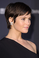 Gemma Arterton<br /> at the British Independent Film Awards 2016, Old Billingsgate, London.<br /> <br /> <br /> ©Ash Knotek  D3209  04/12/2016