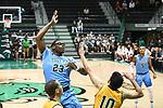 Tulane men's basketball down Southeastern Louisiana, 89-66.