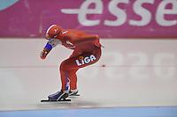 SCHAATSEN: HEERENVEEN: 20-12-2013, IJsstadion Thialf, KKT Trainingswedstrijd, 1000m, Thijsje Oenema, ©foto Martin de Jong