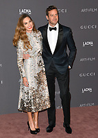 Armie Hammer &amp; Elizabeth Chambers at the 2017 LACMA Art+Film Gala at the Los Angeles County Museum of Art, Los Angeles, USA 04 Nov. 2017<br /> Picture: Paul Smith/Featureflash/SilverHub 0208 004 5359 sales@silverhubmedia.com