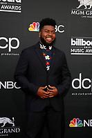 LAS VEGAS - MAY 1:  Khaled at the 2019 Billboard Music Awards at MGM Grand Garden Arena on May 1, 2019 in Las Vegas, NV