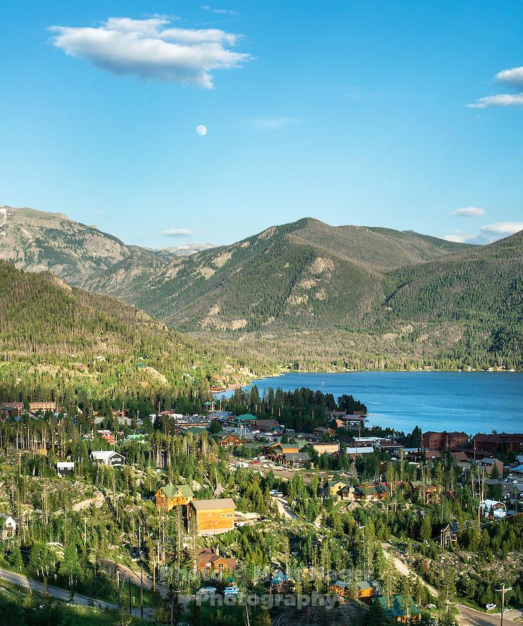 Grand Lake, Colorado, Monday, June 30, 2015. <br /> <br /> Photo by Matt Nager