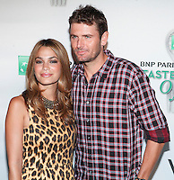 Tennis player Mardy Fish attends the 13th Annual 'BNP Paribas Taste of Tennis' at the W New York.  New York City, August 23, 2012. &copy;&nbsp;Diego Corredor/MediaPunch Inc. /NortePhoto.com<br />