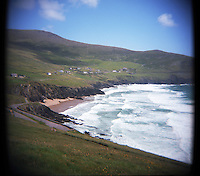 Slea Head beach is located in the DIngle Peninsula in Ireland. (Photo by Pat Shannahan)