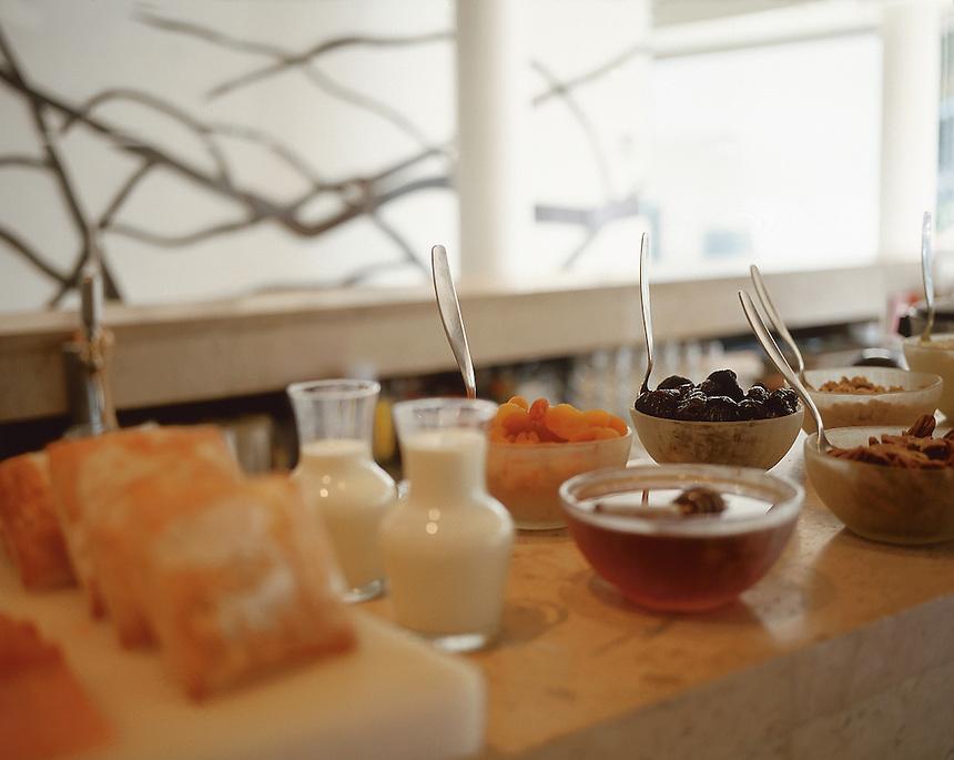 breakfast at habita hotel