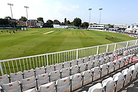 General view of the ground during Essex CCC vs Somerset CCC, Specsavers County Championship Division 1 Cricket at The Cloudfm County Ground on 29th August 2017