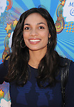 SANTA MONICA, CA. - March 14: Rosario Dawson attends the Make-A-Wish Foundation's Day of Fun hosted by Kevin & Steffiana James held at Santa Monica Pier on March 14, 2010 in Santa Monica, California.