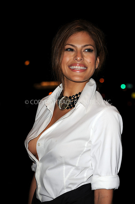 WWW.ACEPIXS.COM . . . . . ....November 8 2009, New York City....Actress Eva Mendes at the New York premiere of 'Bad Lieutenant' at the SVA Theater on November 8, 2009 in New York City. ....Please byline: KRISTIN CALLAHAN - ACEPIXS.COM.. . . . . . ..Ace Pictures, Inc:  ..(212) 243-8787 or (646) 679 0430..e-mail: picturedesk@acepixs.com..web: http://www.acepixs.com