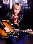Tom Petty 1982 <br />&copy; Chris Walter