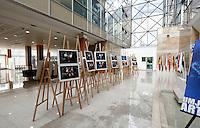 Sarajevo Winter Festival 2013-Selffish exhibition in EU delegation Sarajevo