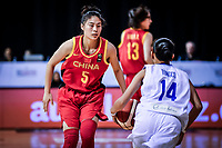 20191117 FIBA Women's Pre-Olympic Qualifying Tournament - Philippines v China