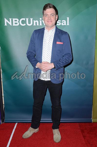 14 January  - Pasadena, Ca - Max Slivestri. NBC Universal Press Tour Day 2 held at The Langham Huntington Hotel. Photo Credit: Birdie Thompson/AdMedia
