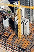 Downtown Denver contruction crane