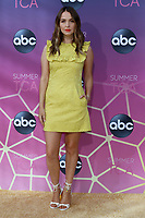 LOS ANGELES - AUG 15:  Camilla Luddington at the ABC Summer TCA All-Star Party at the SOHO House on August 15, 2019 in West Hollywood, CA