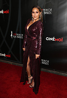 HOLLWOOD, CA - October 08: Adrienne Bailon, At 4th Annual CineFashion Film Awards At On El Capitan Theatre In California on October 08, 2017. Credit: FayeS/MediaPunch