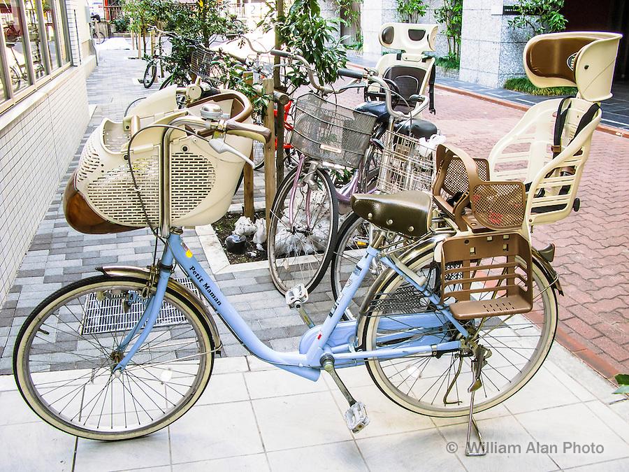 Petit Maman Bike in Ota, Japan 2014.