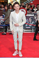 Connor Maynard<br /> arrives for the European premiere of &quot;Captain America: Civil War&quot; at Westfield, Shepherds Bush, London<br /> <br /> <br /> &copy;Ash Knotek  D3111 26/04/2016