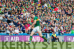 David Moran, Kerry during the All Ireland Senior Football Semi Final between Kerry and Tyrone at Croke Park, Dublin on Sunday.