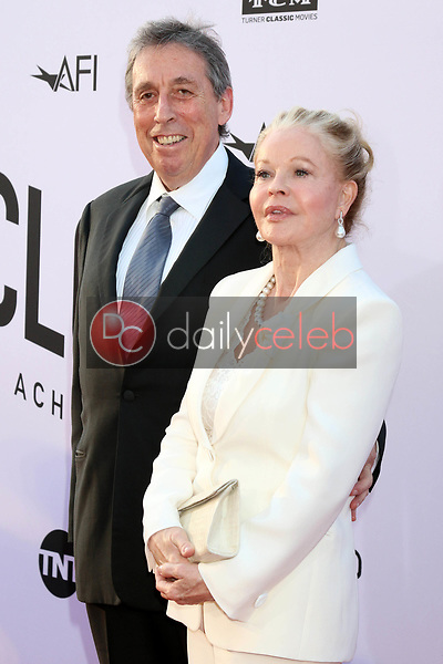 Ivan Reitman, Genevieve Reitman<br /> at the American Film Institute Lifetime Achievement Award to George Clooney, Dolby Theater, Hollywood, CA 06-07-18<br /> David Edwards/DailyCeleb.com 818-249-4998