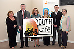 Gabriel Cullivan, Tom Finn, Project Architect, Valerie Atherton, RAPID, Catriona Culligan, Hugh Doogan, Project Working Group and Sr. Agnes Byrne, Chairperson at the Launch of the Youth Cafe...Photo NEWSFILE/Jenny Matthews.(Photo credit should read Jenny Matthews/NEWSFILE)....This Picture has been sent you under the condtions enclosed by:.Newsfile Ltd..The Studio,.Millmount Abbey,.Drogheda,.Co Meath..Ireland..Tel: +353(0)41-9871240.Fax: +353(0)41-9871260.GSM: +353(0)86-2500958.email: pictures@newsfile.ie.www.newsfile.ie.FTP: 193.120.102.198.