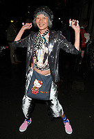 Kamay Lau at the LFW s/s 2018 Vin + Omi catwalk show &amp; afterparty, Andaz Liverpool Street Hotel, Liverpool Street, London, England, UK, on Monday 11 September 2017.<br /> CAP/CAN<br /> &copy;CAN/Capital Pictures