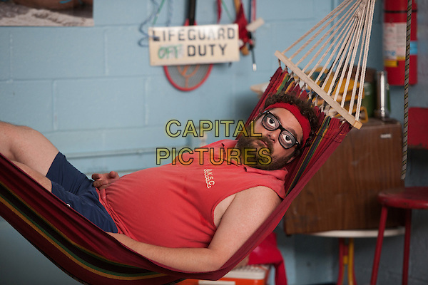 Staten Island Summer (2015) <br /> Bobby Moynihan<br /> *Filmstill - Editorial Use Only*<br /> CAP/FB<br /> Image supplied by Capital Pictures