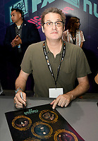 FX FEARLESS FORUM AT SAN DIEGO COMIC-CON© 2019: Executive Producer Paul Simms during the WHAT WE DO IN THE SHADOWS booth signing on Saturday, July 20 at SAN DIEGO COMIC-CON© 2019. CR: Alan Hess/FX/PictureGroup © 2019 FX Networks