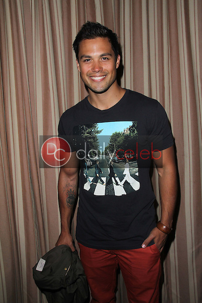 Michael Copon<br />