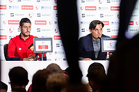 Press Conference Sevilla FC.
