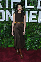 03 March 2019 - New York, New York - Huma Abedin. The World Premiere of &quot;Triple Frontier&quot; at Jazz at Lincoln Center. <br /> CAP/ADM/LJ<br /> &copy;LJ/ADM/Capital Pictures