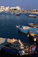 Europe/Italie/La Pouille/Bari: Le Port de Pêche