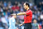 Referee Melero Lopez  during La Liga match. April, 8th,2019. (ALTERPHOTOS/Alconada)