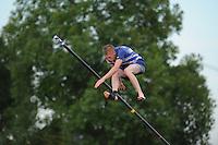 FIERLJEPPEN: IJLST: 02-07-2014, ©foto Martin de Jong